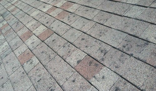 Roof Hail Damage Repair Contractor In Lewis Center Powell